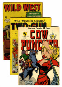 Comics - Assorted Golden Age Western Titles Group (Various, 1948-52) Condition: Average VG.... (Total: 16 Comic Books)