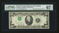 Error Notes:Inverted Third Printings, Fr. 2071-F $20 1974 Federal Reserve Note. PMG Superb Gem Unc 67EPQ.. ...
