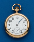 Timepieces:Pocket (post 1900), Howard 21 Jewel Series 10. ...