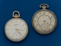 Timepieces:Pocket (post 1900), Two - Waltham, 12 Size Pocket Watches. ... (Total: 2 Items)