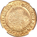 Great Britain, Great Britain: James I gold Unite ND (1604-19),...