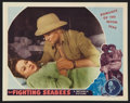 "Movie Posters:War, The Fighting Seabees (Republic, 1944). Lobby Card (11"" X 14"").War.. ..."