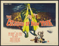 "Movie Posters:Science Fiction, The Colossus of New York (Paramount, 1958). Half Sheet (22"" X 28"").Science Fiction.. ..."