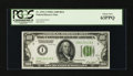 Fr. 2151-I $100 1928A Dark Green Seal Federal Reserve Note. PCGS Choice New 63PPQ
