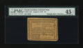 Colonial Notes:North Carolina, North Carolina August 8, 1778 $5 PMG Choice Extremely Fine 45 EPQ.....