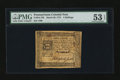 Colonial Notes:Pennsylvania, Pennsylvania March 20, 1773 4s PMG About Uncirculated 53 EPQ.. ...