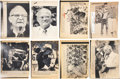 Football Collectibles:Photos, Woody Hayes Press Photographs Lot of 18....