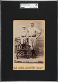 Baseball Cards:Singles (Pre-1930), 1888-89 Old Judge N173 Ewing & Mascot SGC 80 EX/NM 6....
