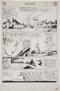 "Original Comic Art:Panel Pages, Carmine Infantino and Joe Giella Flash #135 ""Secret of theThree Super-Weapons"" page 21 Original Art (DC, 1963)...."