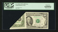 Error Notes:Foldovers, Fr. 2169-B $100 1981 Federal Reserve Note. PCGS Choice New 63PPQ.....