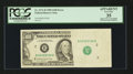 Error Notes:Foldovers, Fr. 2171-B $100 1985 Federal Reserve Note. PCGS Apparent Very Fine35.. ...