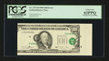 Error Notes:Miscellaneous Errors, Fr. 2173-D $100 1990 Federal Reserve Note. PCGS Choice New 63PPQ.. ...