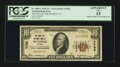 National Bank Notes:Virginia, Bluefield, VA - $10 1929 Ty. 1 The Twin City NB Ch. # 7782. ...
