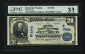 National Bank Notes:Virginia, Chase City, VA - $20 1902 Date Back Fr. 644 The First NB Ch. #(S)9291. ...