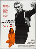 "Movie Posters:Crime, Bullitt (Warner Brothers, 1968). German A0 (33"" X 46""). Crime.. ..."