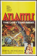 """Movie Posters:Adventure, Atlantis, the Lost Continent (MGM, 1961). One Sheet (27"""" X 41""""). Adventure.. ..."""