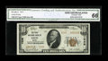 National Bank Notes:Maine, Saco, ME - $10 1929 Ty. 2 The York NB Ch. # 1528. ...