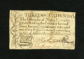 Colonial Notes:North Carolina, North Carolina December, 1771 £3 Very Fine....