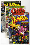 Modern Age (1980-Present):Superhero, X-Men Group (Marvel, 1979-85) Condition: Average VF.... (Total: 41Comic Books)