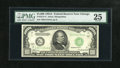 Small Size:Federal Reserve Notes, Fr. 2212-G $1000 1934A Federal Reserve Note. PMG Very Fine 25.. . ...