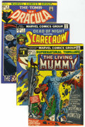 Bronze Age (1970-1979):Horror, Marvel Bronze Age Horror Group (Marvel, 1972-75) Condition: AverageVF.... (Total: 56 Comic Books)