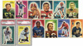 Football Cards:Sets, 1955 Bowman Football Near Complete Set (159/160). Near set (159/160) is missing only #98. Graded cards - PSA NM-MT 8: #...