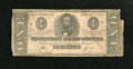 Confederate Notes:1862 Issues, T55 $1 1862.. . ...