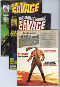 Magazines:Humor, Doc Savage #1-8 Group (Marvel, 1975-77) Condition: AverageVF/NM.... (Total: 8 Comic Books)