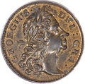 Colonials, (1724) FARTH William Wood Pattern Farthing SP64 PCGS. CAC.Nelson-18, Martin 4.1-F.1, R.7....