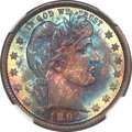 Barber Quarters, 1892 25C MS68 ★ NGC. CAC....