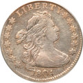 Early Dimes, 1804 10C 13 Stars on Reverse VF25 PCGS. JR-1, R.5....
