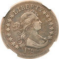 Early Quarters, 1796 25C XF45 NGC. B-2, R.3....