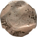 1652 SHILNG Willow Tree Shilling--Clipped Coin--NGC Details. Good. Crosby 1-A, Noe 1-A, W-150, High R.6....(PCGS# 16)