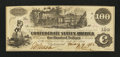 Confederate Notes:1862 Issues, T39 PF-2 $100 1862.. ...
