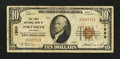 Fort Smith, AR - $10 1929 Ty. 1 The First NB Ch. # 1950