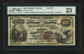 National Bank Notes:Oklahoma, Roff, IT - $10 1882 Brown Back Fr. 490 The First NB Ch. # (W)5417....