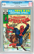 Modern Age (1980-Present):Superhero, The Amazing Spider-Man #209 (Marvel, 1980) CGC NM/MT 9.8 Off-white to white pages....