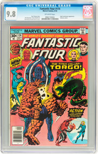 Fantastic Four #174 (Marvel, 1976) CGC NM/MT 9.8 Off-white pages