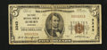 National Bank Notes:Nebraska, Auburn, NE - $5 1929 Ty. 1 The First NB Ch. # 3343. ...