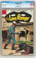 Silver Age (1956-1969):Western, Lone Ranger #122 File Copy (Dell, 1958) CGC NM- 9.2 Off-white pages....