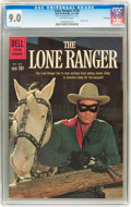 Silver Age (1956-1969):Western, Lone Ranger #136 File Copy (Dell, 1960) CGC VF/NM 9.0 Off-white pages....