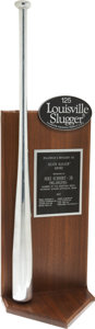 Baseball Collectibles:Others, 1983 Mike Schmidt Silver Slugger Award....