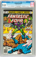 Bronze Age (1970-1979):Superhero, Fantastic Four #206 (Marvel, 1979) CGC NM/MT 9.8 Off-white to white pages....