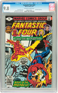 Bronze Age (1970-1979):Superhero, Fantastic Four #207 (Marvel, 1979) CGC NM/MT 9.8 Off-white to white pages....
