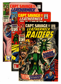 Marvel Silver Age War Group (Marvel, 1960s) Condition: Average FN+.... (Total: 23 Comic Books)