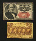 Fractional Currency:First Issue, 50¢ Face.. ...