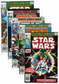 Bronze Age (1970-1979):Science Fiction, Star Wars Group (Marvel, 1977-79) Condition: Average VF/NM.... (Total: 19 Comic Books)