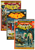 Bronze Age (1970-1979):Horror, Tomb of Dracula Full Run Group (Marvel, 1972-79).... (Total: 76Comic Books)