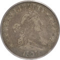 Early Half Dollars, 1807 50C Draped Bust VF35 PCGS. PCGS Population (49/391). NGCCensus: (46/409). Mintage: 301,076. Numismedia Wsl. Price for...