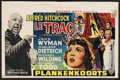 """Movie Posters:Hitchcock, Stage Fright (Warner Brothers, 1950). Belgian (14"""" X 22"""").Hitchcock. ..."""
